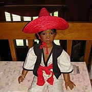 SALE MIB Pancho by Annette Himstedt - 1994