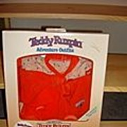 NRFB - Teddy Ruxpin Sleeping Outfit by World of Wonder