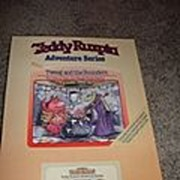 "NRFB Teddy Ruxpin Tape and Book ""Tweeg and the Bounders"""