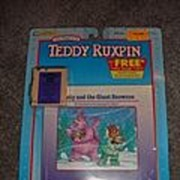 NRFB Tape and Book for the Smaller Teddy Ruxpin