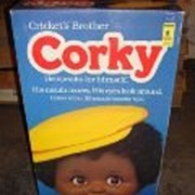 SALE NRFB Rare and Hard to Find Talking African/American Talking Corky by Playmates
