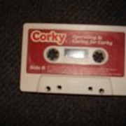 "Talking Corky Tape "" Operating & Caring for Corky"""