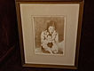RAPHAEL SOYER (1899-1987) American 20th century art lithograph print