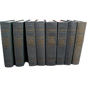 Complete set of E.C. BENEZIT &quot;Dictionnaire des Peintres&quot; classic art reference books