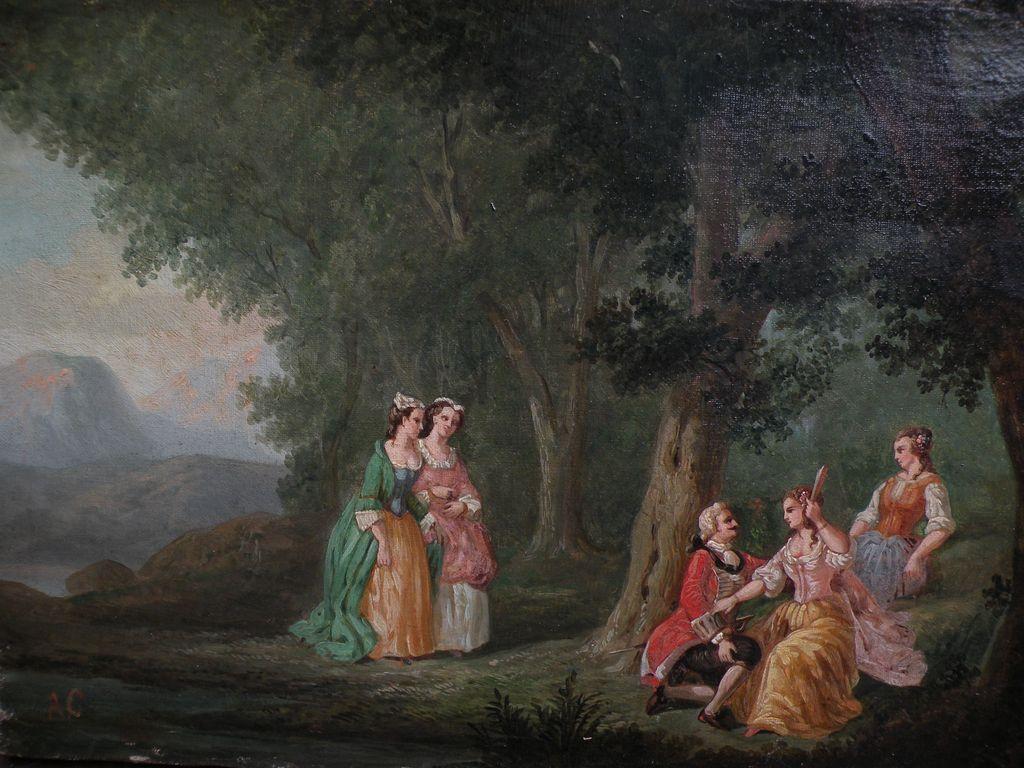 18th-century French art