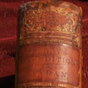 "Scarce 1856 book ""Narrative of the Expedition of an American Squadron to the China Seas ."