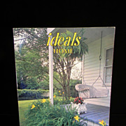 "1991 Ideals ""Home"" Magazine Volume 48 Issue 5"