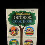 Vintage 1961 Betty Crocker's Outdoor Cook Book