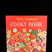 Vintage 1963 Betty Crocker's Cooky Book