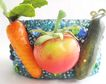 Vegetable Salad Bracelet with Tomato, Carrot & Cucumber