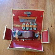 Vintage Sears Kenmore Sewing machine attachment, Buttonholer