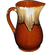 REDUCED Roseville Ohio RRP Co. Pitcher Drip Pattern