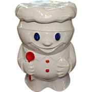 REDUCED Vintage McCoy Bobby Baker Pillsbury Dough Boy