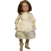 Antique bisque doll all original