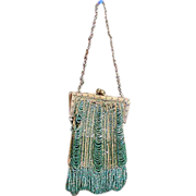 Vintage beaded purse