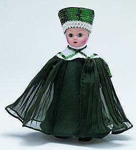 Madame Alexander  Emerald City Guard Wizard of Oz