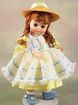 "Madame Alexander Doll Club Special ""Polly Pigtails"""