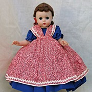 "SALE Madame Alexander 12"" Lissy as Jo from Little Women"