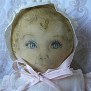 Averill Cloth Doll �Sweets� Designed by Maude Tausey Fangel