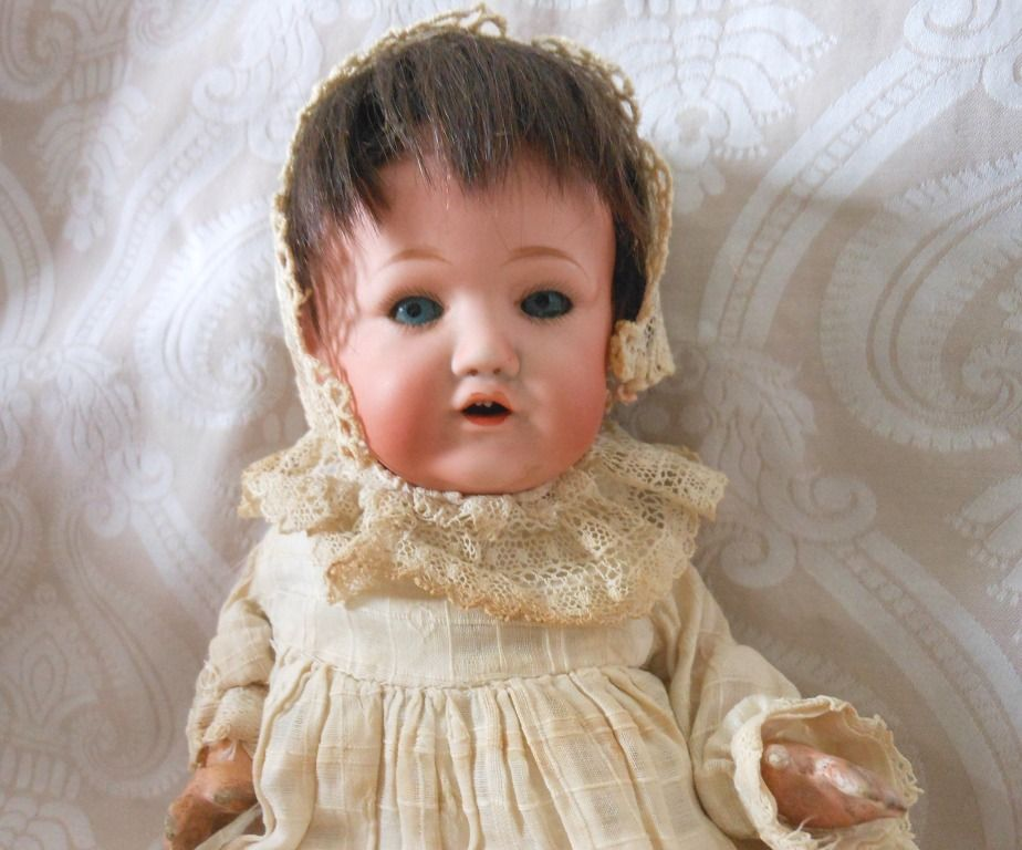 Bahr & Proschild German Bisque Character Baby