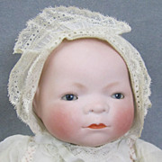 SALE Bye-Lo Baby Doll German Bisque Frog Body Original Costume