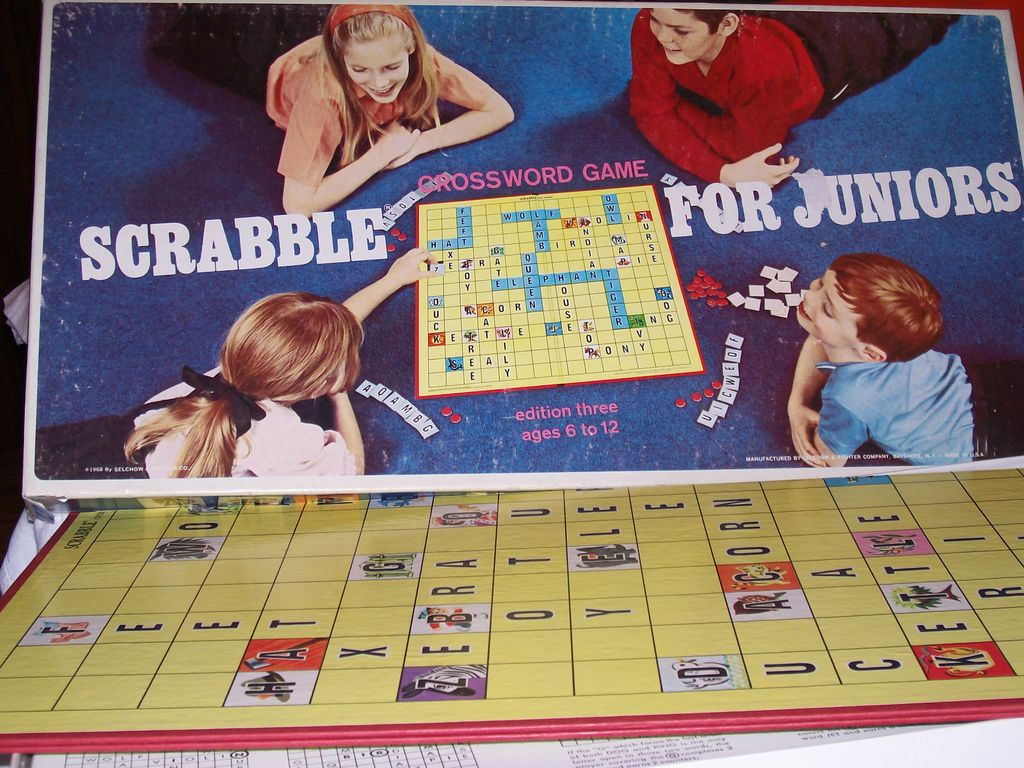 Scrabble for Juniors
