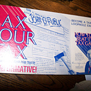 Ax your Tax game