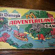 Walt Disney's Adventure Land