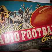 Official  Radio Football Game