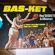 Bas-Ket Game