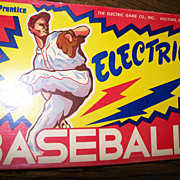 Jim Prentice Electric Baseball