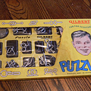 Gilbert Puzzle Kit