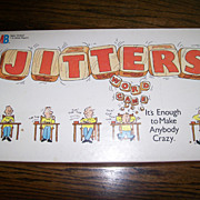 Jitters Board Game