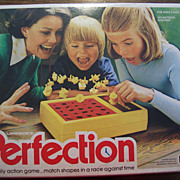 Perfection table top game