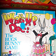 What�s up Doc board game