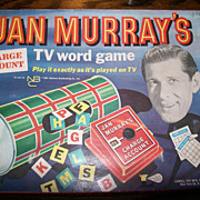 Jan Murray's TV Word Game