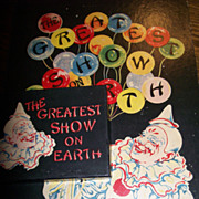 The Greatest Show on Earth Board game