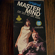 Original Mastermind game