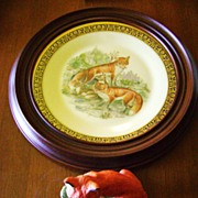 Lenox/Boehm Woodland Wildlife Combo Red Fox