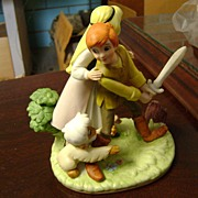 SOLD Disney�s Magic Memories Figurines - The Black Cauldron