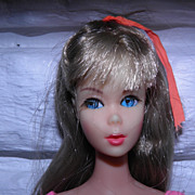SOLD 1967 Twist 'n Turn Barbie Blonde