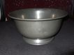 Vintage, Large Pewter Bowl W.S. Co. Estate Find
