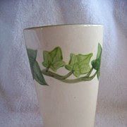 "REDUCED 1 Vintage, Franciscan Ivy 5"" Tumbler"