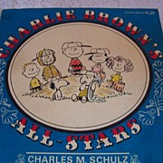 Charlie Brown's All Stars, Charles M. Schulz 1969