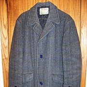 SALE Vintage Man's Pine Creek Distinctive Sportswear Coat Jacket