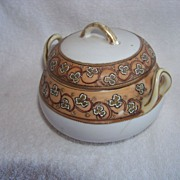SALE Vintage EE Made in Japan Nippon Sugar Bowl
