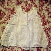 REDUCED Vintage Slip Or Sleeveless Baby Dress W Lase
