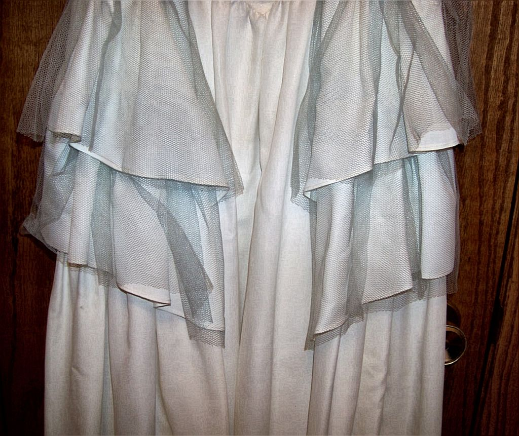Judy's Dress Shop Laporte IN http://www.rubylane.com/item/381452-3229/Vintage-White-long-Prom-Party