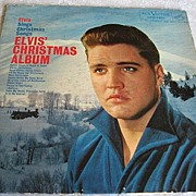 SALE Elvis Christmas Album 1951