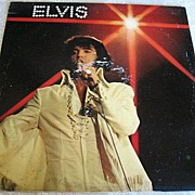 SALE Elvis 1971 You'll Never Walk Alone Record Album